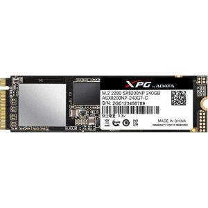 ADATA XPG SX8200 high performance M.2 NVMe 3D NAND SSD Drive