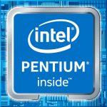 Intel Pentium badge
