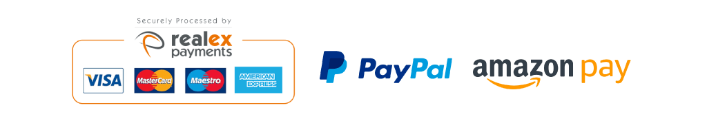 Payment Types: Credit Card, Amazon Pay, PayPal | Punch