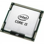 Intel generic Core i5 processor image