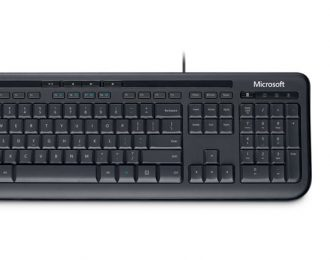 Microsoft Wired Desktop 600 for Business Keyboard