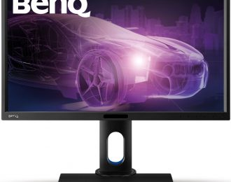 BenQ BL2420PT QHD 24″ Monitor (2560 x 1440) Black
