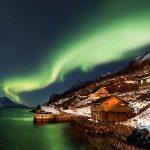 Aurora Borealis by Tony Armstrong