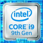 Intel 9th Gen Core i9-9900K processor badge