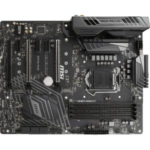MSI ATX Z370 Motherboard for Coffee Lake Processors