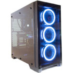 Contour Spacegate Tempered Glass ATX Gaming Case