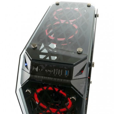 Contour EOS ATX Glass Chassis