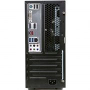 Avance L12C mATX chassis with the Gigabyte B360M D3P motherboard