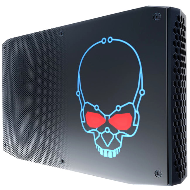 Intel Hades Canyon NUC PC System