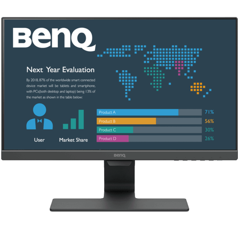 BenQ BL2283 21.5″ FHD Monitor with Speakers