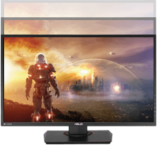Asus MG278Q ergonomic-ajustment-height