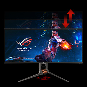 Asus PG348Q Height