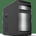 AIO TMD02B Contour Contender mATX case