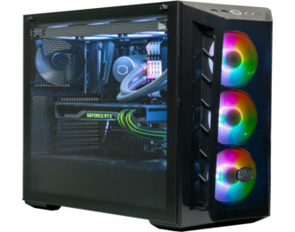 Sapphire Pro Gaming PC with RTX 3060 – New
