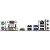 Gigabyte H410M S2H Motherboard IO