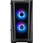 Coolermaster MB320L ARGB mATX Case Front Blue RGB