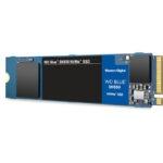 WD Blue SN550 M.2 NVMe SSD horizontal
