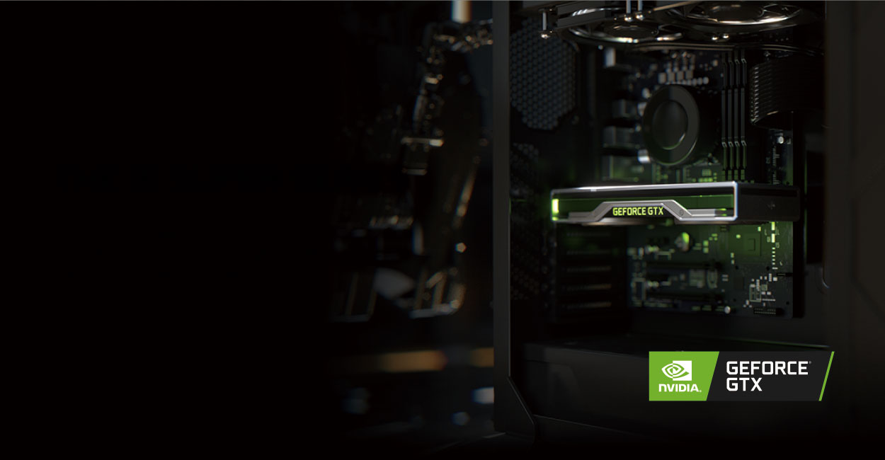 Build your PC with NVIDIA GeForce GTX 1650 Super