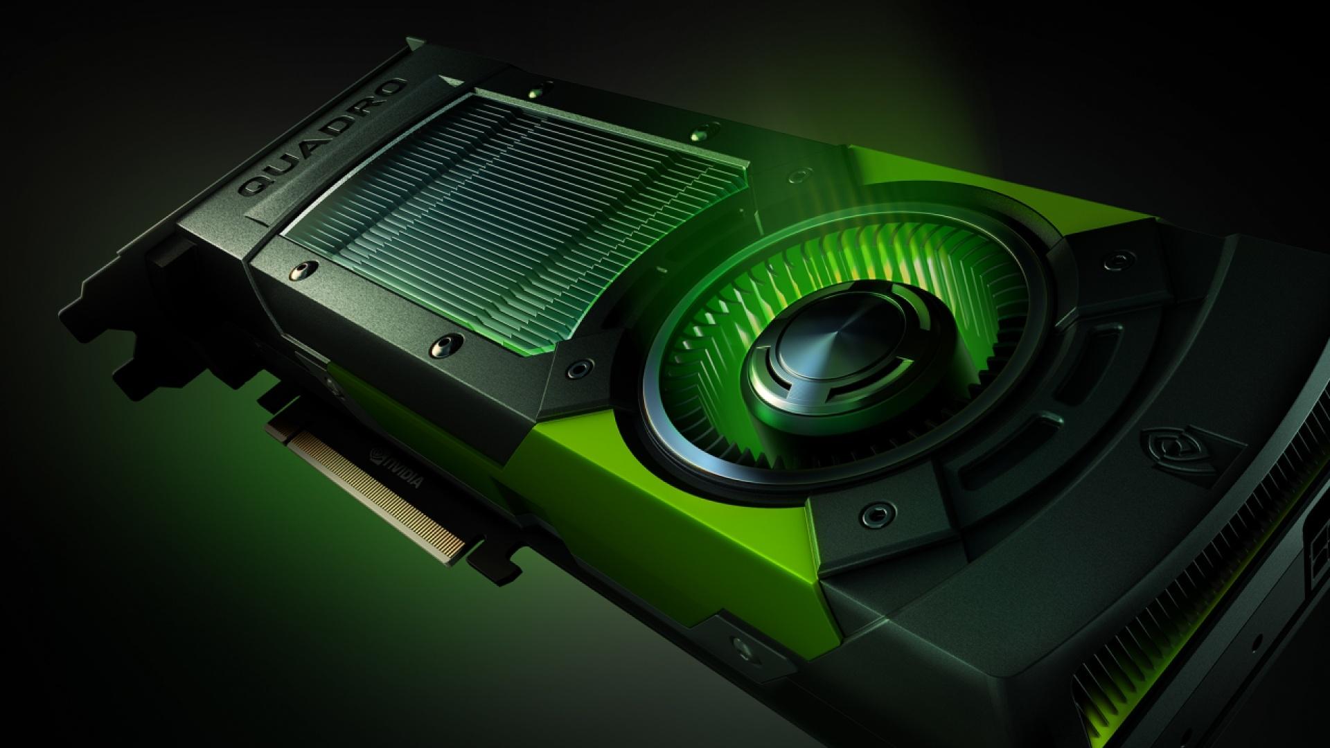 NVIDIA Quadro Pro Graphics Workstations