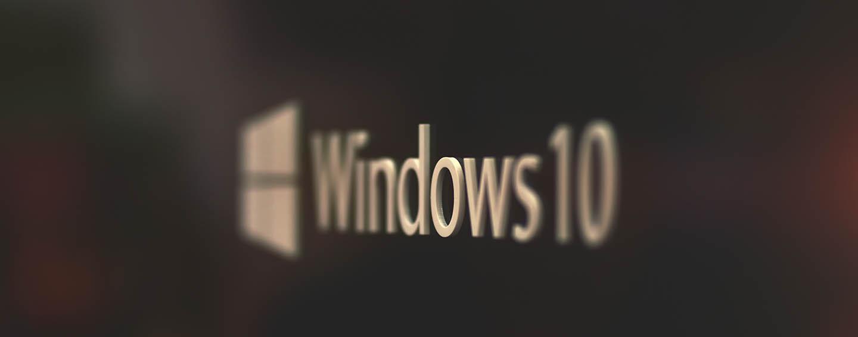 Configure a Windows 10 Desktop PC