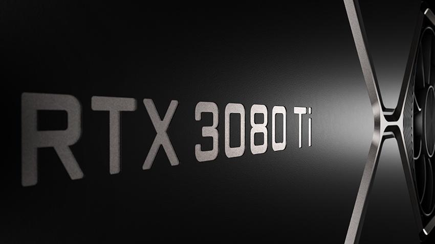 Desktop Gaming PC with NVIDIA RTX 3080 Ti